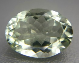 6.26 Crt Natural Prasiolite  Faceted Gemstone (M 47)