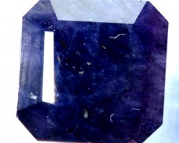 4.76CTS KASHMIR CERTIFIED  SAPPHIRE FACETED TBM-1322