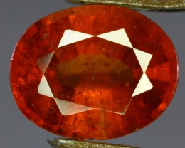 4.10 Crt Natural Hessonite Garnet From Africa