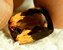 14.47 Carat Golden Brown Brazil Topaz - Gorgeous