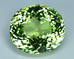 24.30 Cts Excellent Beautiful Natural Green Tourmaline