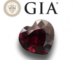 GIA Certified Natural Unheated Ruby |Loose Gemstone| Mozambique-New