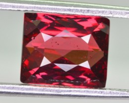3 CT NATURAL BEAUTIFUL RHODOLITE GARNET