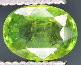 1.52 ct Natural Demantoid Garnet SKU.1
