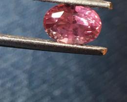 Natural Unheated Pink sapphire|Loose Gemstone|Certified|Ceylon-NE