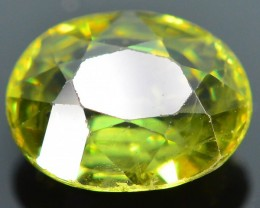 1.33 ct Natural Demantoid Garnet SKU.1