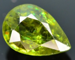 1.28 ct Natural Demantoid Garnet SKU.1