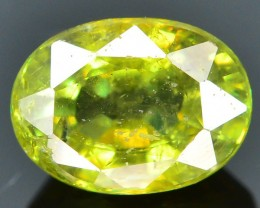 1.35 ct Natural Demantoid Garnet SKU.1