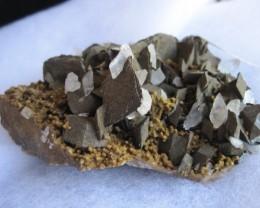 Rare mineral display Siderite specimen Romania from the Metropolis collecti
