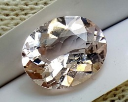 4.85CT PEACH MORGANITE  BEST QUALITY GEMSTONE IGC38