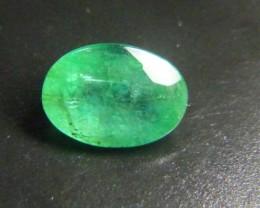 1.21cts  Emerald , 100% Natural Gemstone