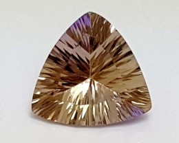 2.10CT BOLIVIAN AMETRINE  BEST QUALITY GEMSTONE IGC39