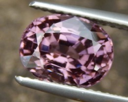 3.34ct Burma Pink Spinel, 100% Untreated,