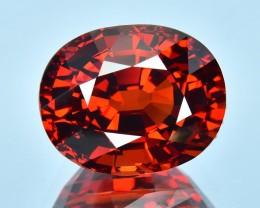 14.91 CTS Fabulous Superb Natural Spessartite Garnet