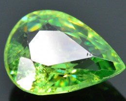 Multi Hue 1.19 ct Natural Demantoid Garnet SKU.1