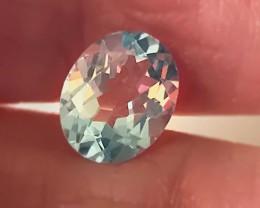 Sparkling Sky Blue Topaz Jewellery grade gem No Reserve