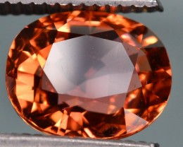 Amazing Crimson 3.87 ct Natural Tourmaline SKU-4