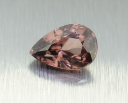 Natural Attractive UNHEATED Brown Srilankan Zircon 3.95 ct (00317)