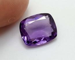 4.60 Crt Amethyst  Natural High quality Gemstone   Jl120