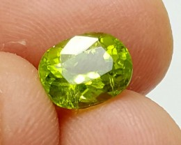 2.35 Crt Peridot  Natural High quality Gemstone   Jl120