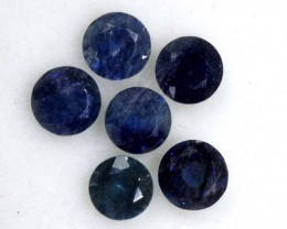 1.10 CTS AUSTRALIAN BLUE SAPPHIRE FACETED  PG-2256