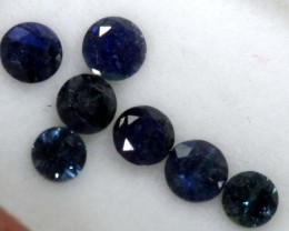 1.2 CTS AUSTRALIAN BLUE SAPPHIRE FACETED  PG-2265