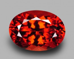 5.60 Cts Attractive Perfect Ring Size Natural Spessartite Garnet