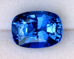 6.08 ct BLUE SAPPHIRE - GIA CERTIFIED!  VVS1