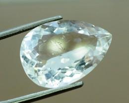 8.80 cts Rare Untreated Pollucite Gemstone