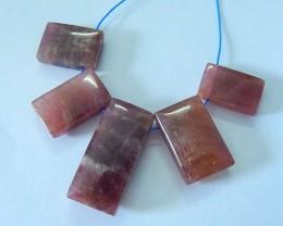 79ct Natural Tourmaline Necklace Bead(17081005)