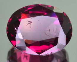 2.25 CT NATURAL TOP QUALITY RHODOLITE GARNET