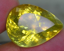26.20 CT NATURAL TOP QUALITY CITRINE
