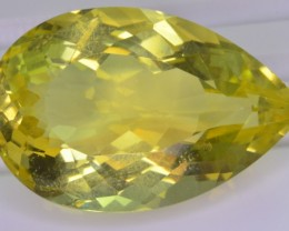 36.85 CT NATURAL TOP QUALITY CITRINE