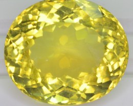 23 CT NATURAL TOP QUALITY CITRINE