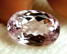 20.10 Carat IF/VVS1 Pink Himalayan Kunzite - Gorgeous