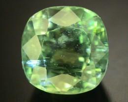 2.90 ct Green Spodumene Kunzite