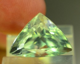 Top Quality 10.00 ct Green Spodumene