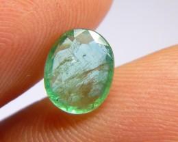 1.77cts  Emerald , 100% Natural Gemstone