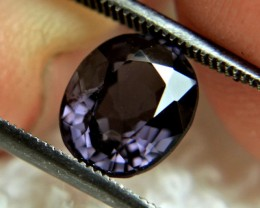 1$NR - 2.80 Carat VVS Purple African Spinel - Gorgeous