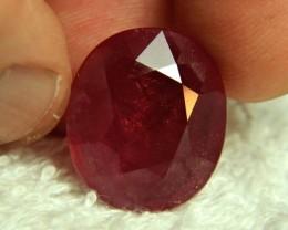 CERTIFIED - 24.04 Carat Fiery Ruby - Superb