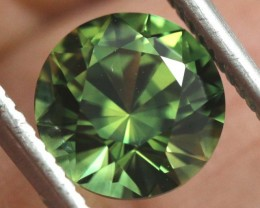 1.8 CTS AUSTRALIAN GREEN SAPPHIRE FACETED  PG-2266 GC