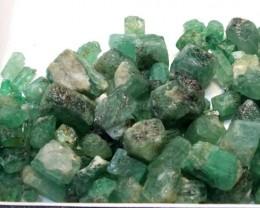800 CTS Emerald Rough  ETHIOPIA