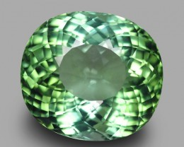 15.35 Cts Fantastic Top Attractive Green Natural Tourmaline