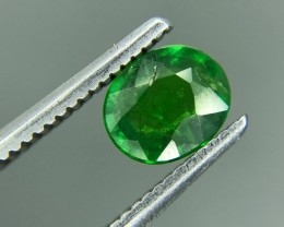 0.77 CT GREEN TSAVORITE HIGH QUALITY GEMSTONE S39