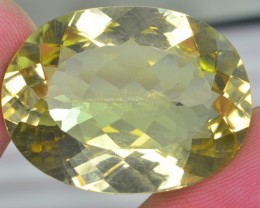 36.20 CT NATURAL TOP QUALITY CITRINE