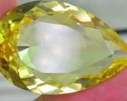 51.80 CT NATURAL TOP QUALITY CITRINE