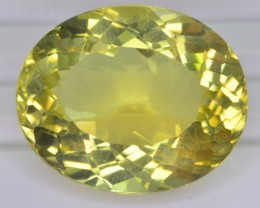 27 CT NATURAL TOP CLASS CITRINE