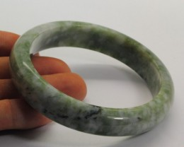 345Ct Burme Jadeite Bangle GRADE A Jade Bracelet