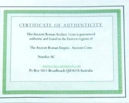 3 pc ANCIENT ROMAN  ARTIFACT  op 151