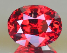 2 CT NATURAL TOP QUALITY RHODOLITE GARNET